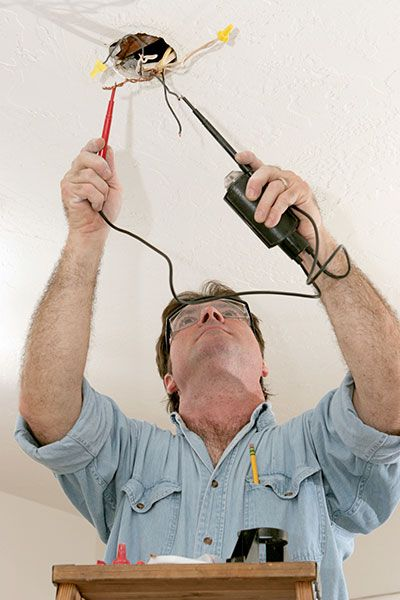 Equity Electric - Service & Repairs